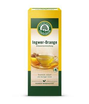 Bio-Ingwer Orangen-Tee (20 Aufgussbeutel à 1,5g)
