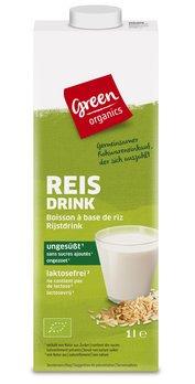 Bio Reisdrink, ungesüßt, laktosefrei