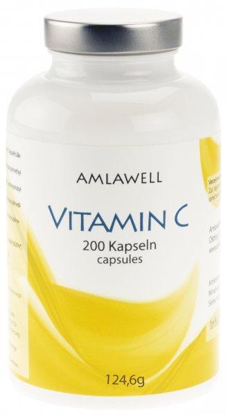 Amlawell Vitamic Kapseln - 200 Stück