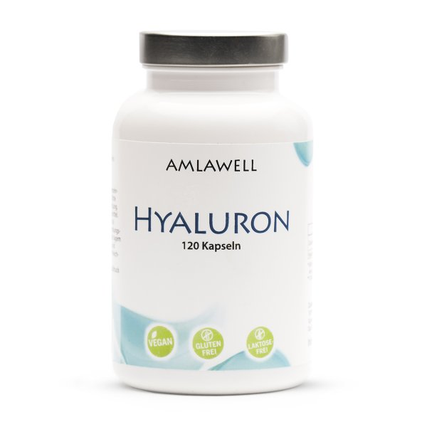 Amlawell Hyaluron / 120 Kapseln