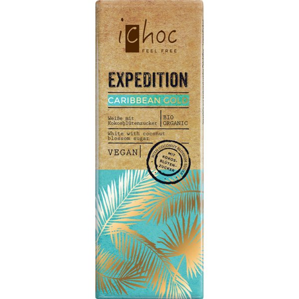 iChoc EXPEDITION  -  Caribbean Gold