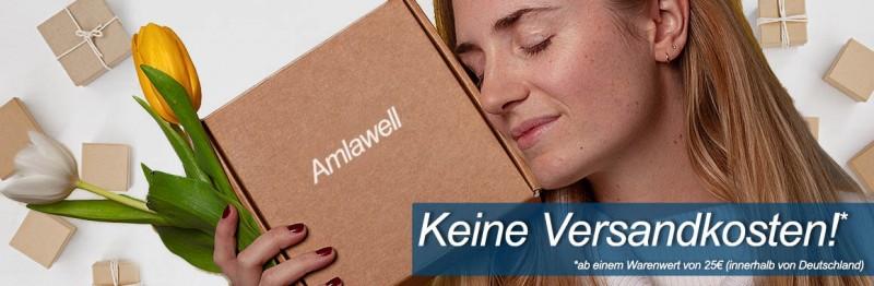 Versandkosten bei amlawell.de