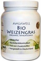 Bio-Weizengraspulver Dose 500g / aus deutschem Anbau / Rohko