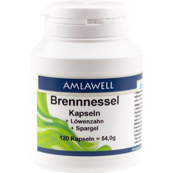 Amlawell Brennnessel Kapseln / 120 Kapseln