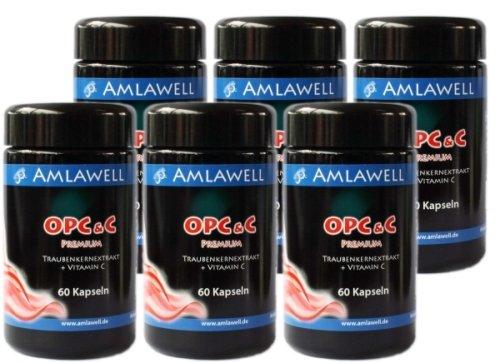 Amlawell OPC & C / 360 Kps. a 700mg / 12 Monate