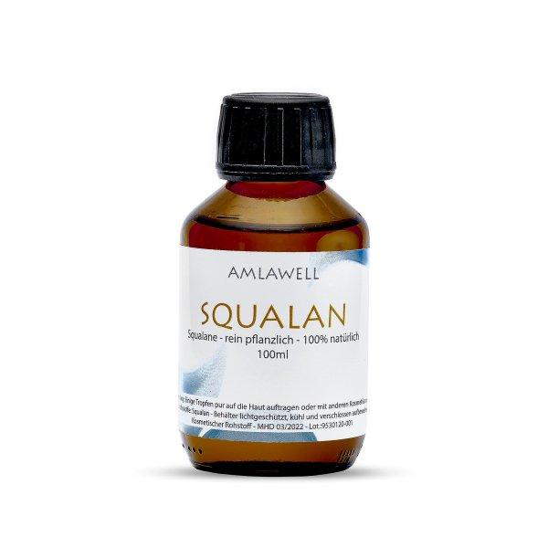 Amlawell Squalan Pflegeöl / 100 ml