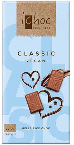 Bio Schokolade iChoc Classic, Vegan