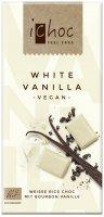 iChoc 'White Vanilla': Weiße Rice Choc