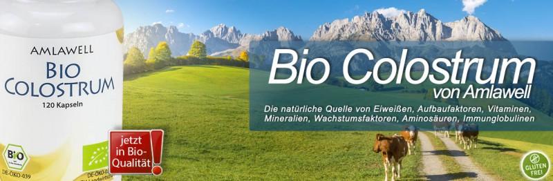 Bio-Colstrum von Amlawell