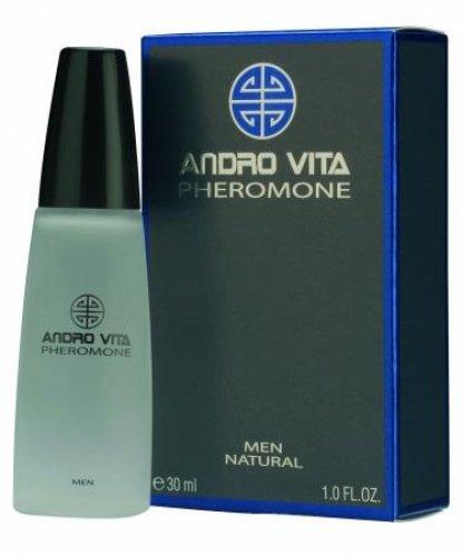 ANDRO VITA Pheromone for men duftneutral, 30ml