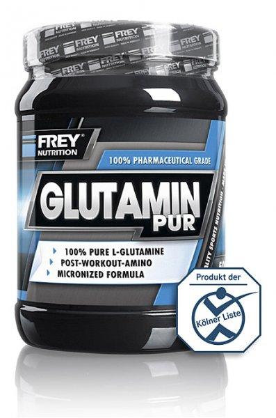 Frey Nutrition Glutamin Pur