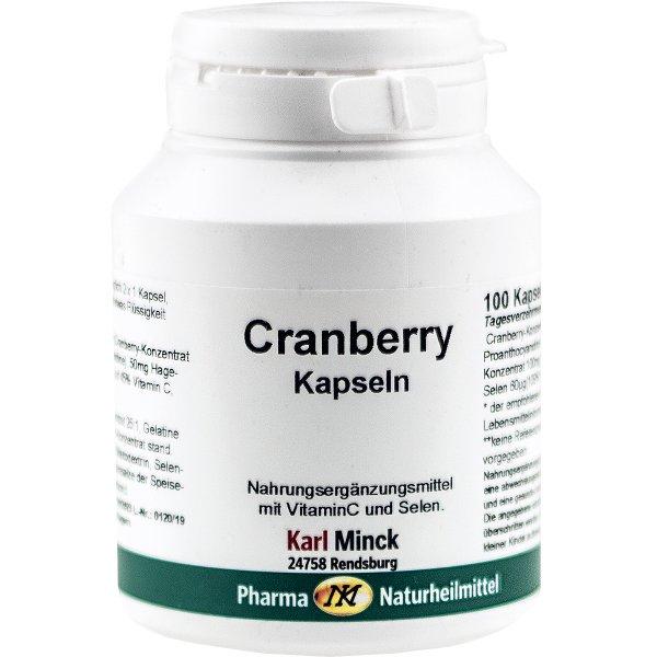 Cranberry Kapseln /100 Kapseln