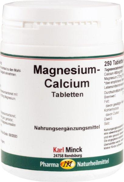 Magnesium-Calcium Tabletten