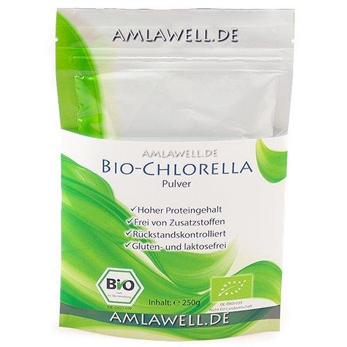 Amlawell Bio Chlorella Pulver