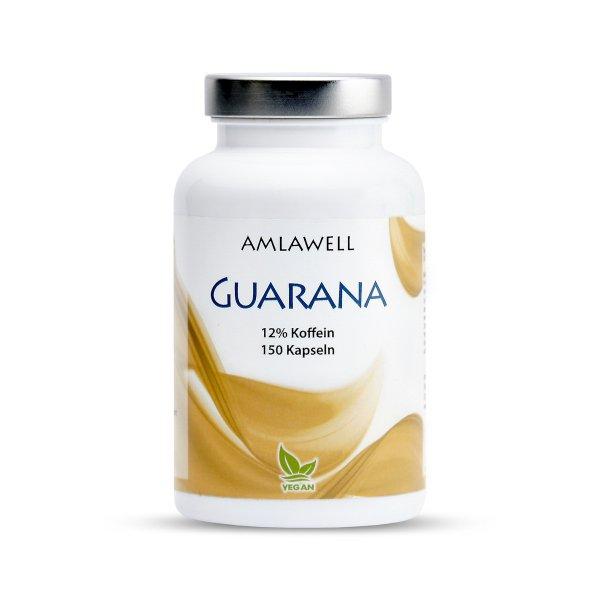 Amlawell Guarana / 150 Kapseln